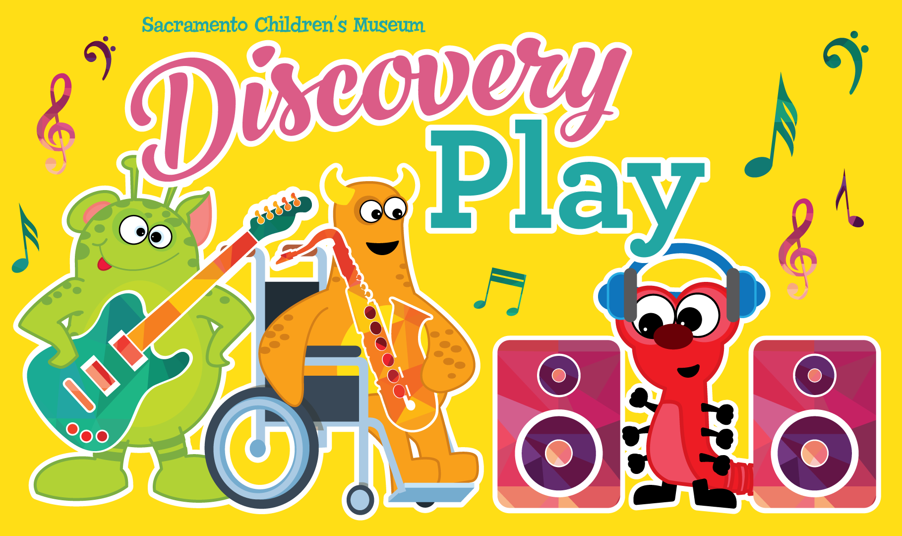 Discovery Play Logo