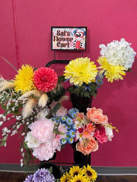 Sal's Flower Cart